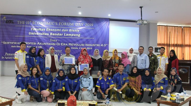 Economics Forum Day ke-15 2019